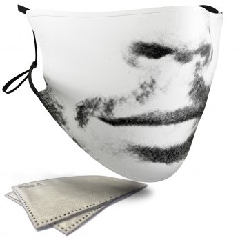 Che Guevara Iconic Face – Adult Face Masks – 2 Filters Included