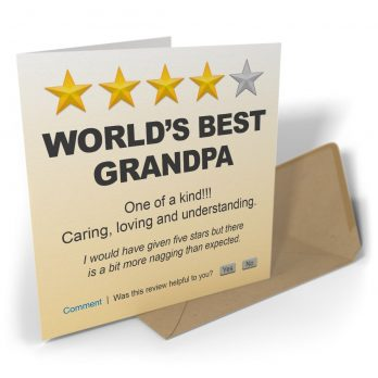 World's Best Grandpa One Of A Kind!!!