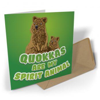 Quokkas Are My Spirit Animal