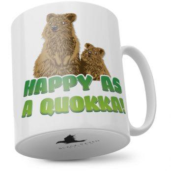 Happy As A Quokka!