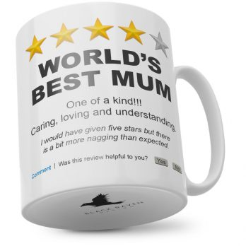 World's Best Mum One Of A Kind!!!
