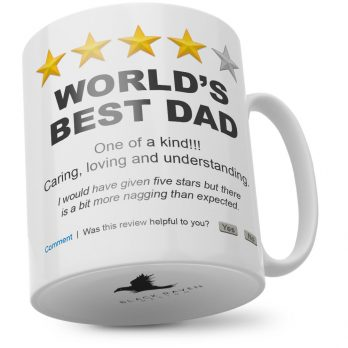 World's Best Dad One Of A Kind!!!