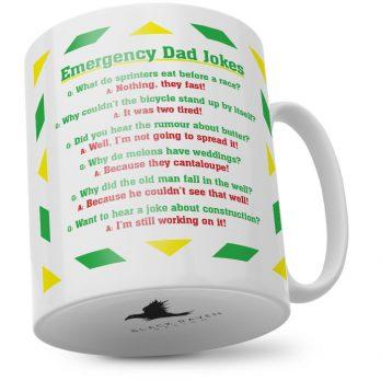 Emergency Dad Jokes