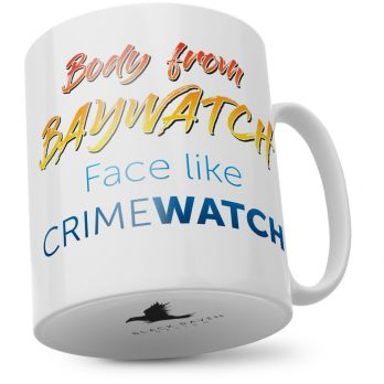 Body From Baywatch Face Like Crimewatch