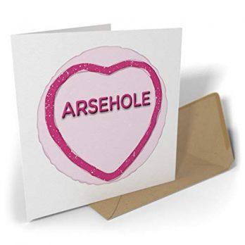 Arsehole | Sweet Hearts