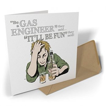 Be a Gas Engineer They Said…It'll Be Fun They Said!