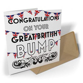 Congratulations On Your Great British Bump