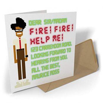 Dear Sir/Madam Fire! Fire! Help Me! 123 Carr…