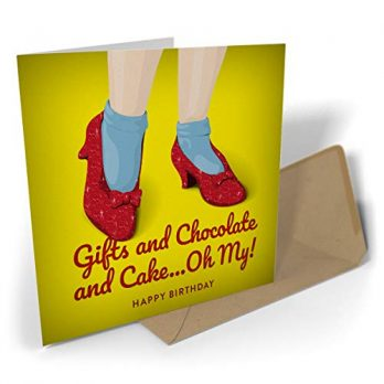 Gifts and Chocolate and Cake…Oh My! | Happy Birthday