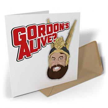Gordon's Alive?