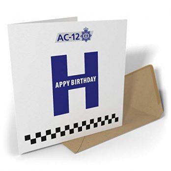 H (Happy Birthday)
