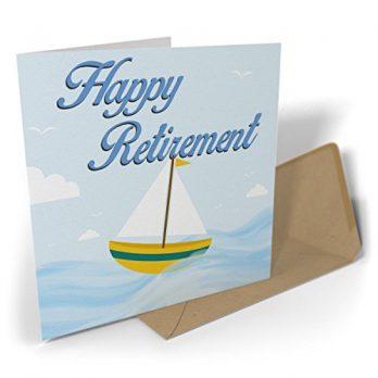 Happy Retirement | Sailing Boat