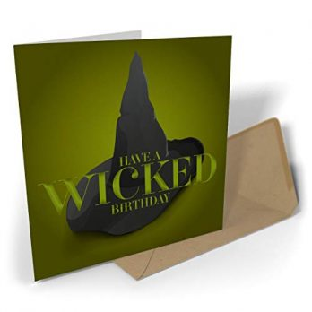 Have a Wicked Birthday