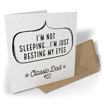 I'm Not Sleeping…I'm Just Resting My Eyes | Classic Dad #22