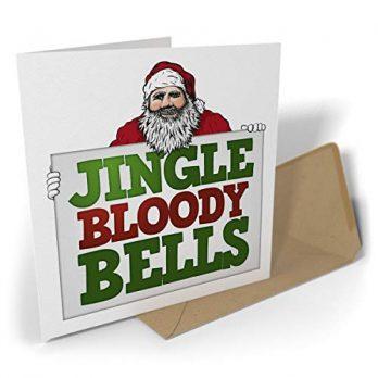 Jingle Bloody Bells | Rude Santa