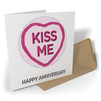 Kiss Me – Happy Anniversary | Sweet Hearts