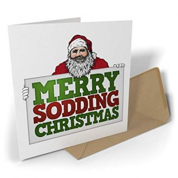 Merry Sodding Christmas | Rude Santa