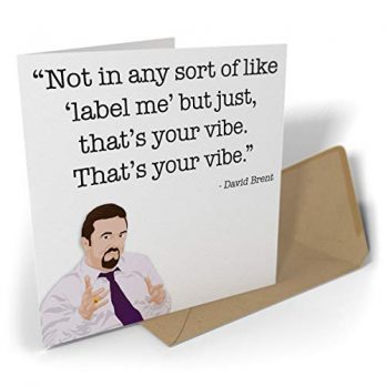 Not In Any Sort Of Like 'Label Me' But Just, That's Your Vibe. That's Your Vibe.