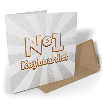 Number One Keyboardist