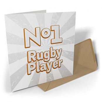 Number One Rugby Player