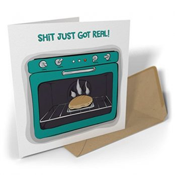 Shit Just Got Real | Bun in the Oven