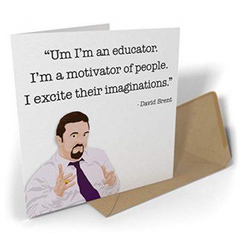 Um I'm An Educator. I'm A Motivator Of People. I Excite Their Imaginations.