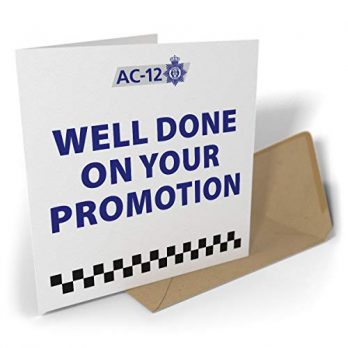 Well Done on Your Promotion