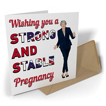 Wishing You A Strong And Stable Pregnancy