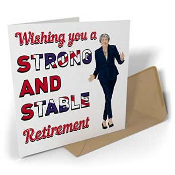 Wishing You A Strong And Stable Retirement