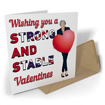 Wishing You A Strong And Stable Valentines