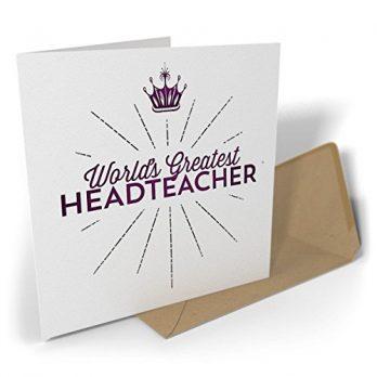 World's Greatest Headteacher