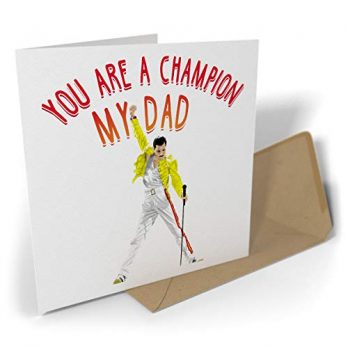 You Are A Champion My Dad