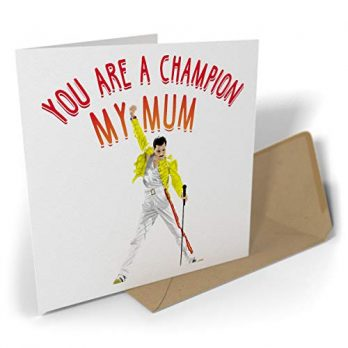 You Are A Champion My Mum