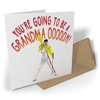 You're Going To Be A Grandma Oooooh!