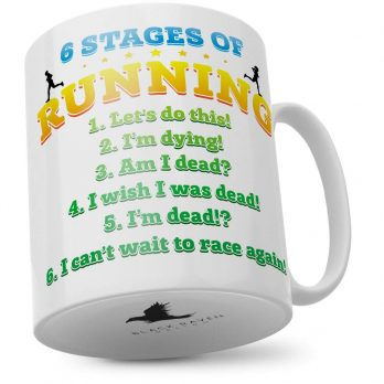 6 Stages of Running