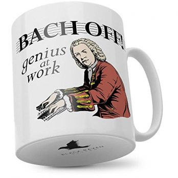 Bach Off! Genius at Work