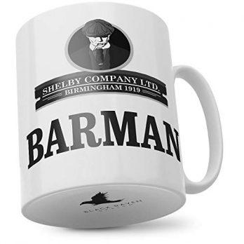 Barman | Shelby Company LTD. Birmingham 1919