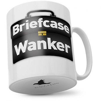 Briefcase Wanker