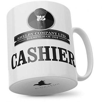 Cashier | Shelby Company LTD. Birmingham 1919