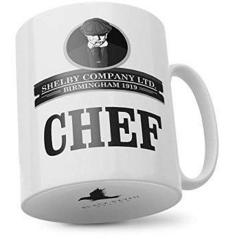 Chef | Shelby Company LTD. Birmingham 1919