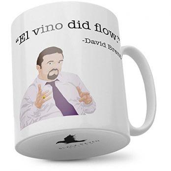 El Vino did Flow…