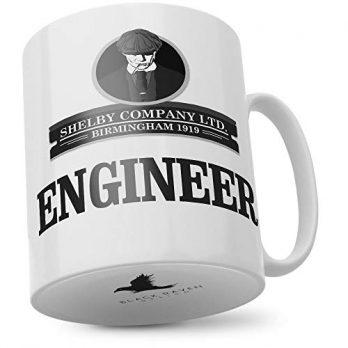 Engineer | Shelby Company LTD. Birmingham 1919
