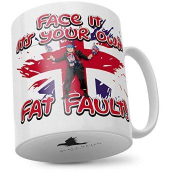 Face It It's Your Own Fat Fault!