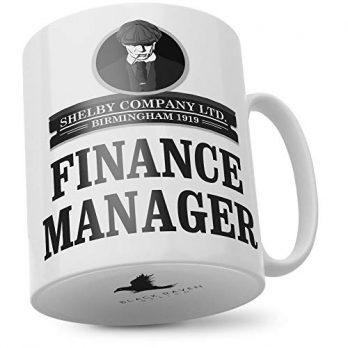 Finance Manager | Shelby Company LTD. Birmingham 1919