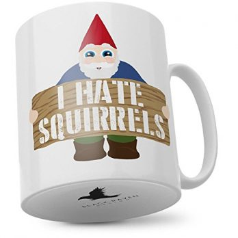 Garden Gnome | I Hate Squirrels