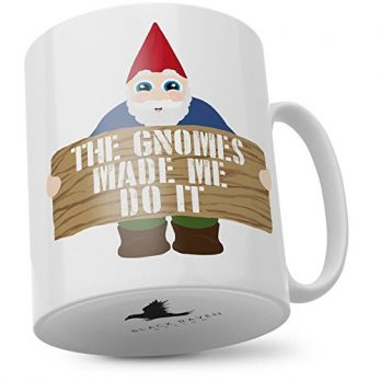 Garden Gnome   The Gnomes Made Me Do It