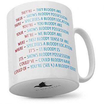 Good Bloody Grammar