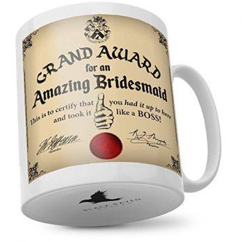 Grand Award For an Amazing Bridesmaid