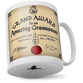 Grand Award For an Amazing Groomsman