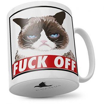Grumpy Cat | Fuck Off